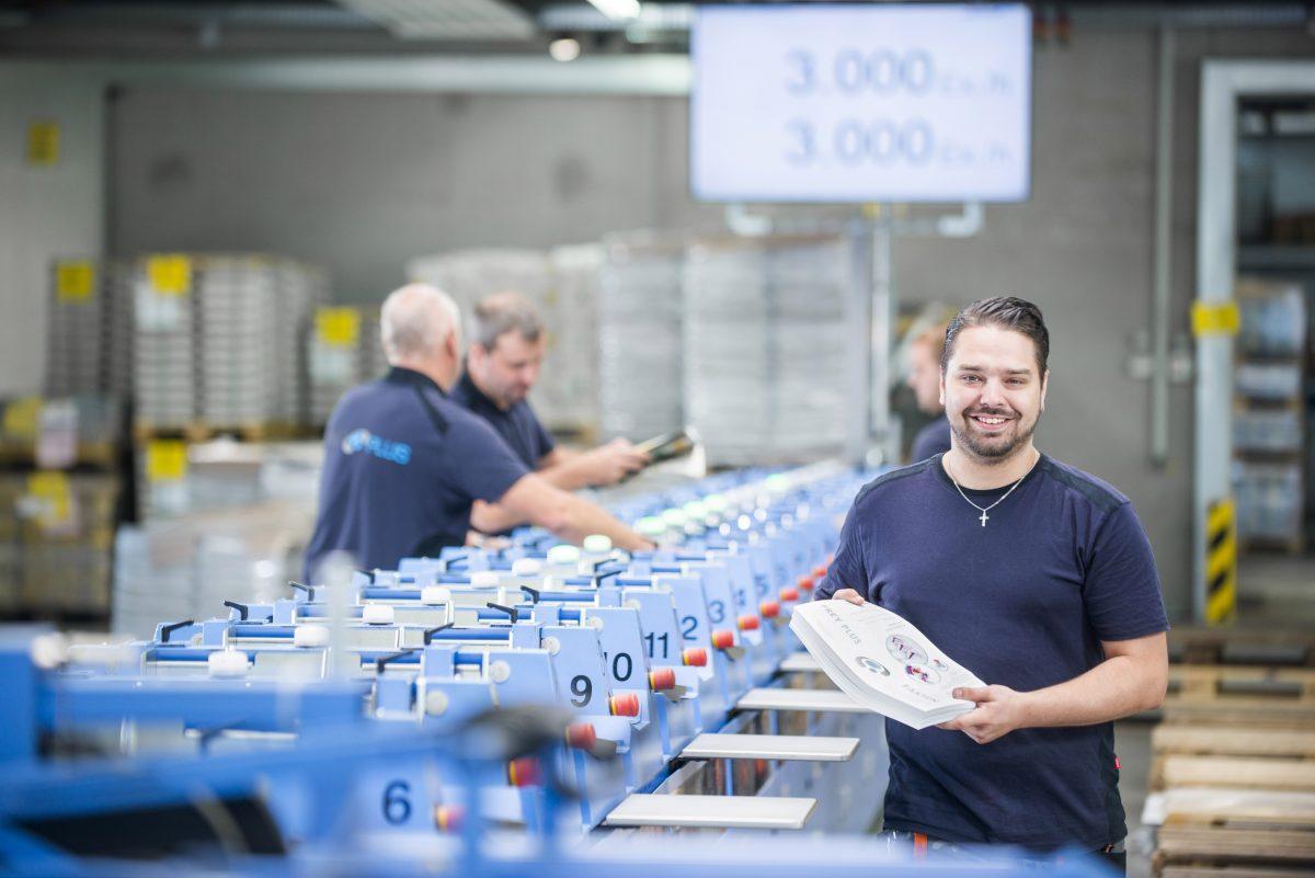 Sie suchen einen Nebenjob, Minijob oder Ferienjob? Hier können Sie sich als Lagermitarbeiter oder Prospekt- Kommissionierer und Produktionsmitarbeiter bewerben!